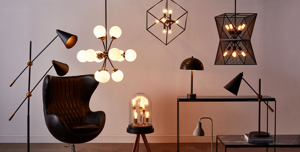 Lighting  Collection from CDI Furniture