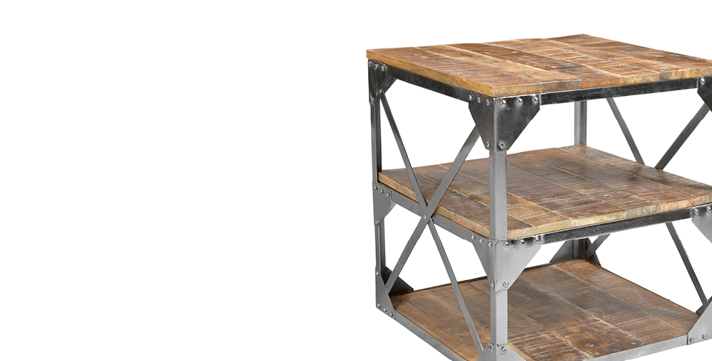 Modern Industrial  Collection from CDI Furniture