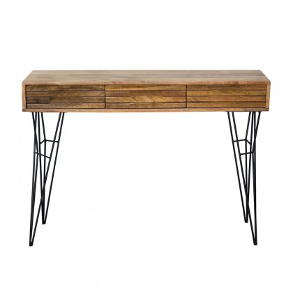 Shutter Console Table